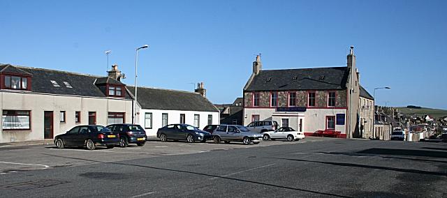 Aberchirder Square