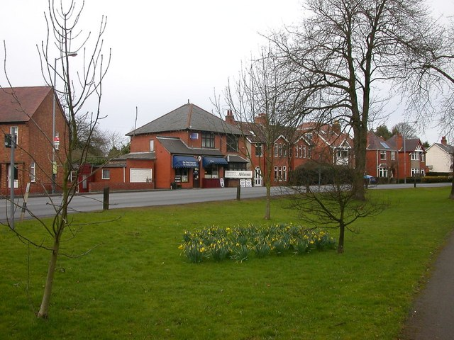 Dunchurch-Rugby Road