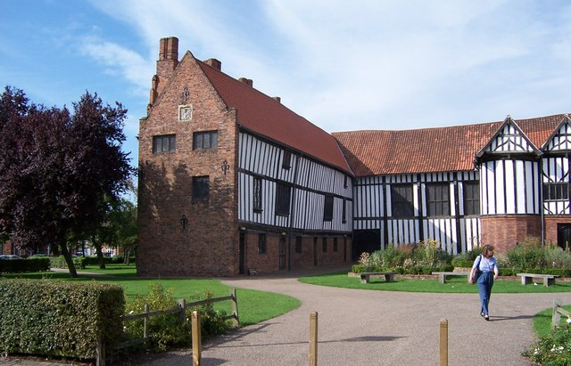 The Old Hall-Gainsborough