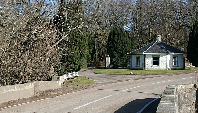 Bridge and Gatehouse at Auchintoul