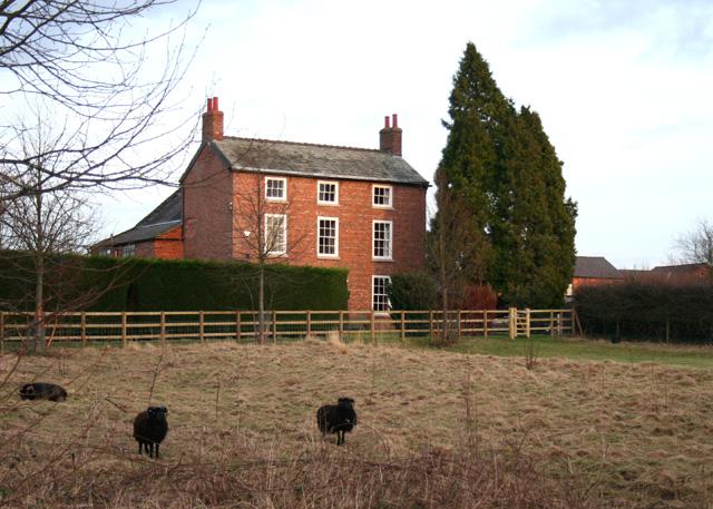 Madam's Farm, Raven's Lane, near Acton