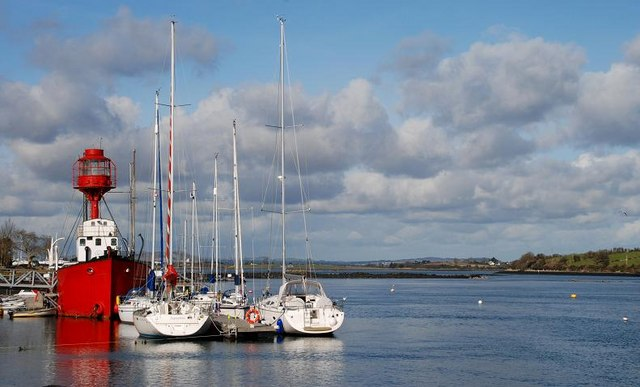 Sailing club, Ballydorn (1)