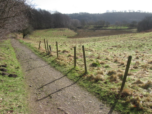 Path to Coach Road