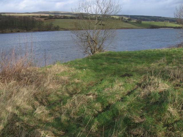 Across Banton Loch