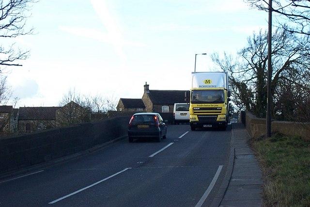 Narrow Bridge at Harewood