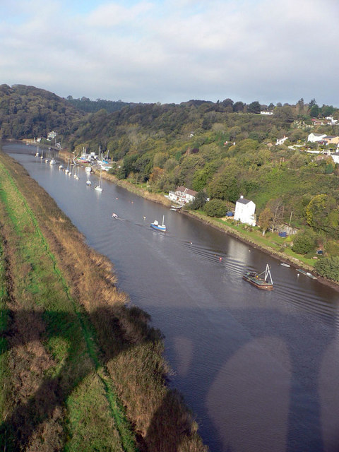 The River Tamar