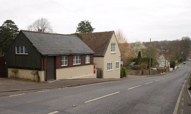 Former post office, Winterborne Whitechurch