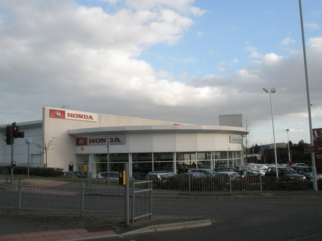 Honda Garage, Clement Attlee Way