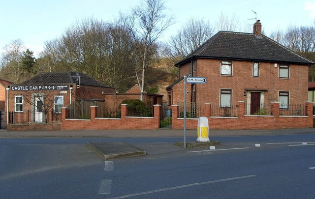 Former Police Station and Police House, Ketts Hill