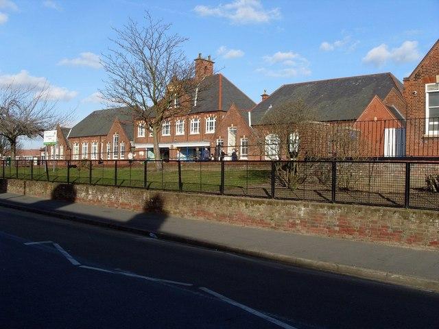 George White Junior School, Silver Road