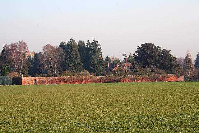 Walled Garden, Birtsmorton