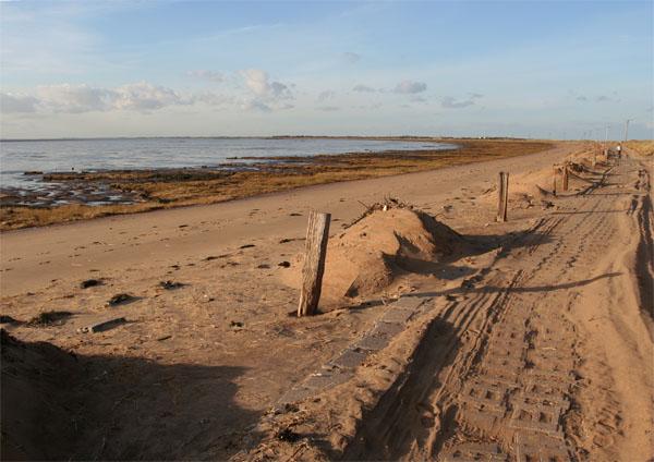 Spurn Peninsula Beach