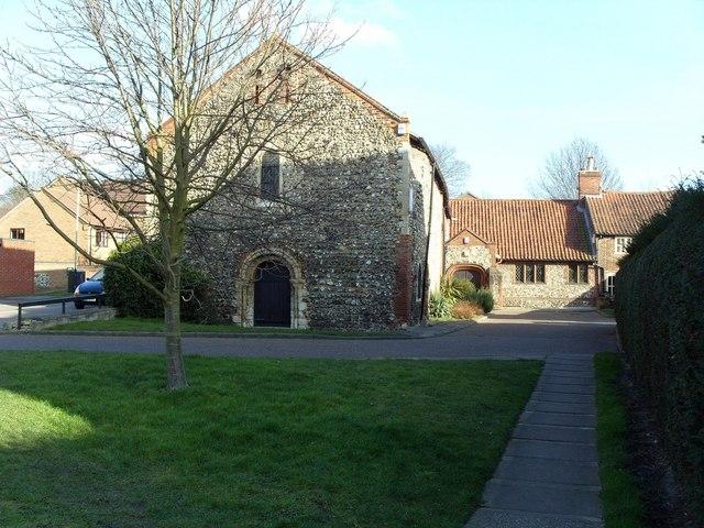 Lazar House, Norwich