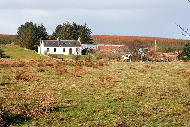 West Newton of Deershaw