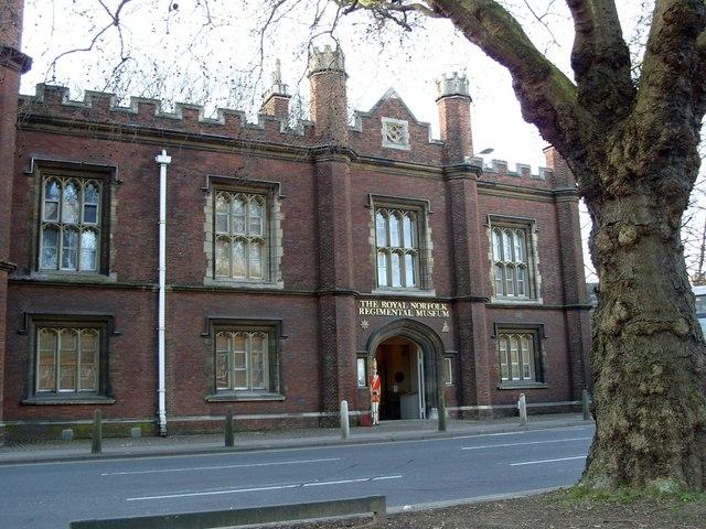 Norwich Shirehall