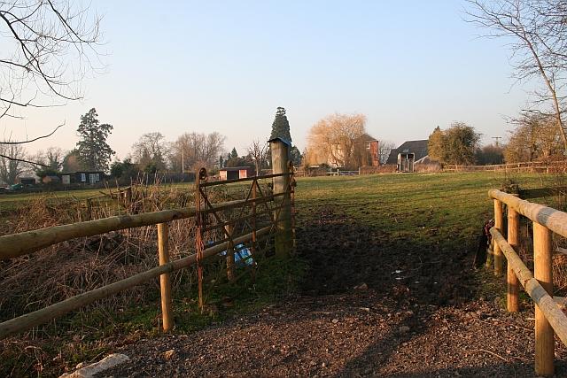 Rear of Rectory Farm