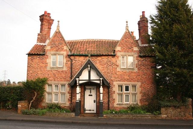 Manthorpe Cottage