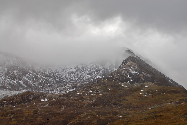North-west ridge of Bruach na Frithe