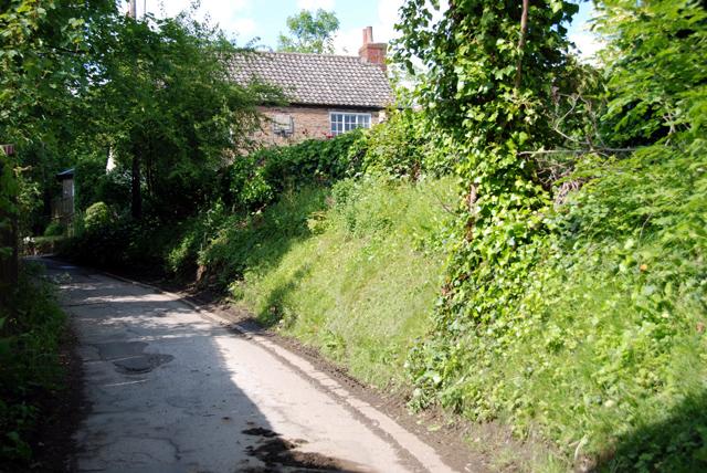 Mill Lane, Millthorpe, Derbyshire