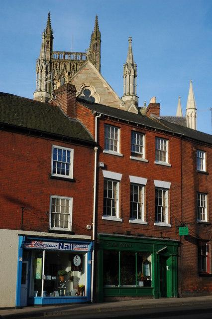College Street, Worcester