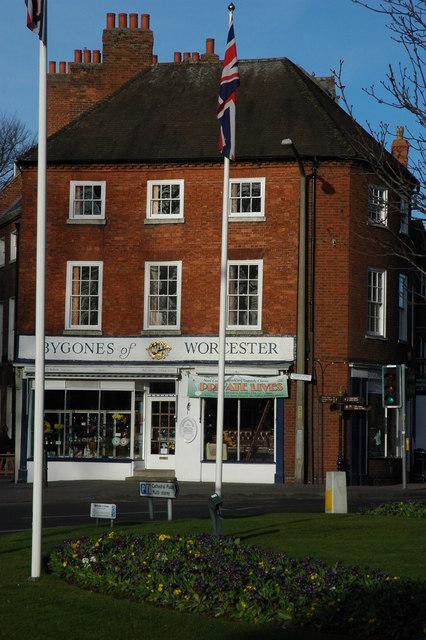 Bygones of Worcester