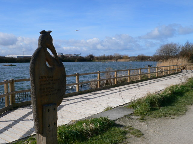 Brickfields Pond, Rhyl
