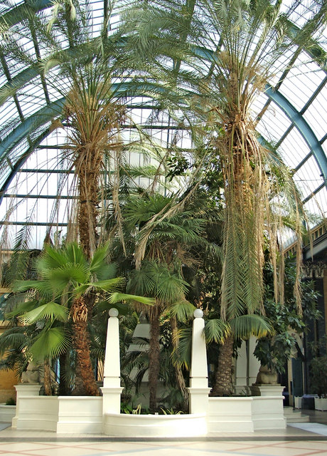 The Palm Court, Alexandra Palace, London