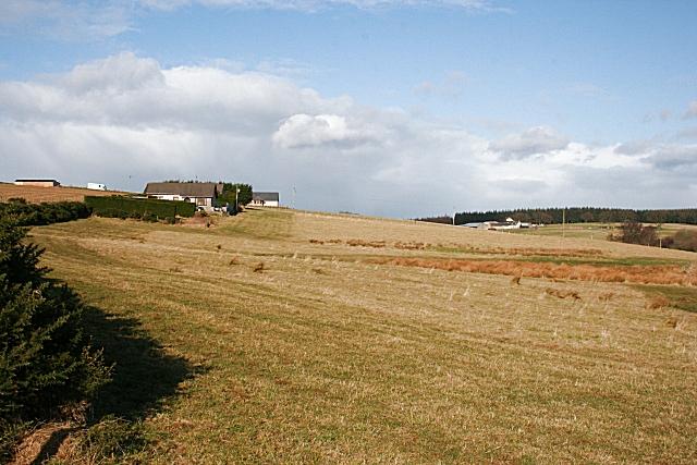 Hillhead of Mountblairy