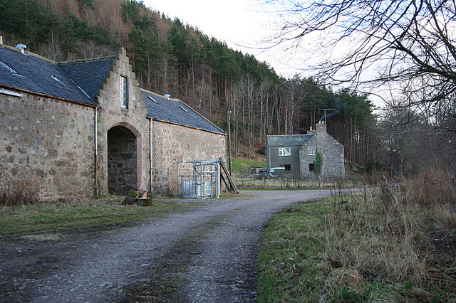 Home Farm of Arndilly