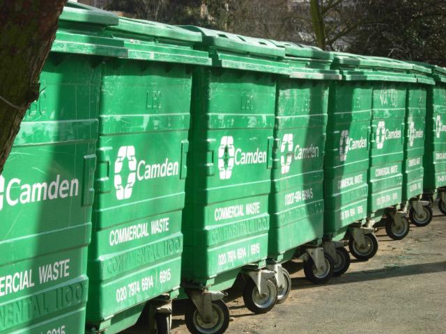 Camden Bins