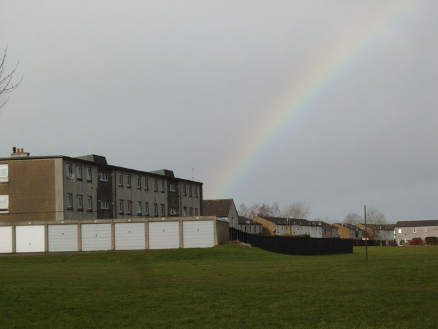 End of the rainbow... Lochside ?