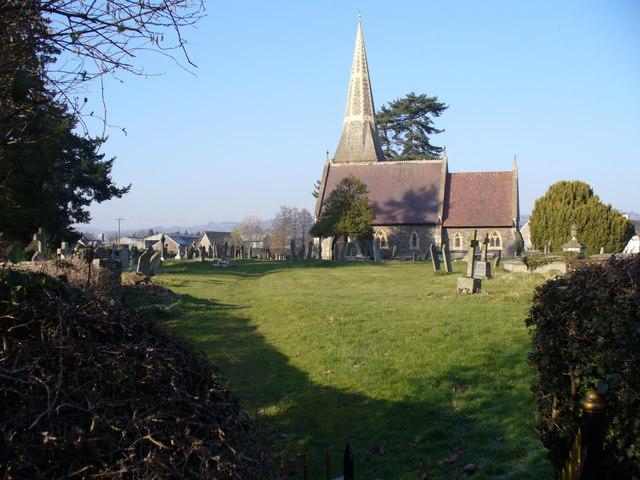 Church of St Cynog, Boughrood