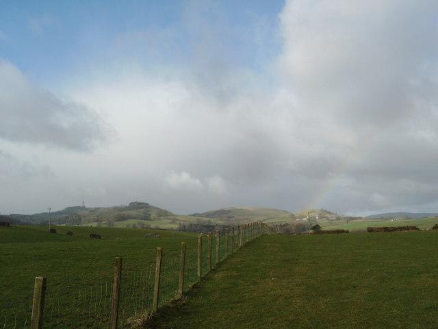 Countryside near Terregles