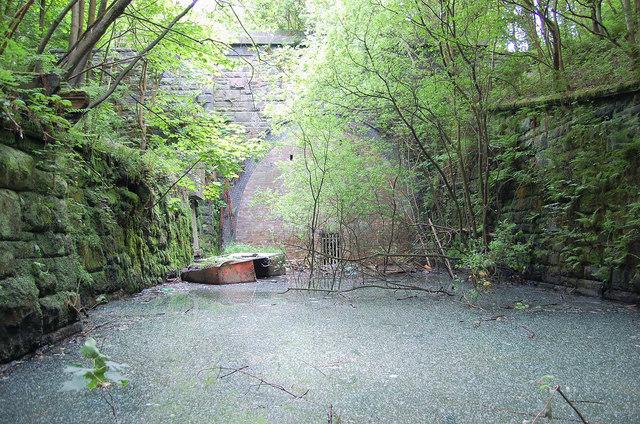 Gildersome tunnel