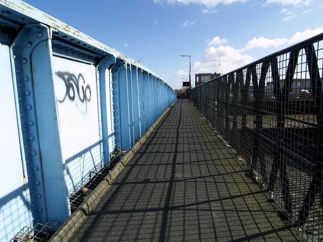 Chapman Street Bridge Walkway