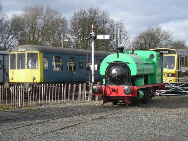 Telford Railway Museum