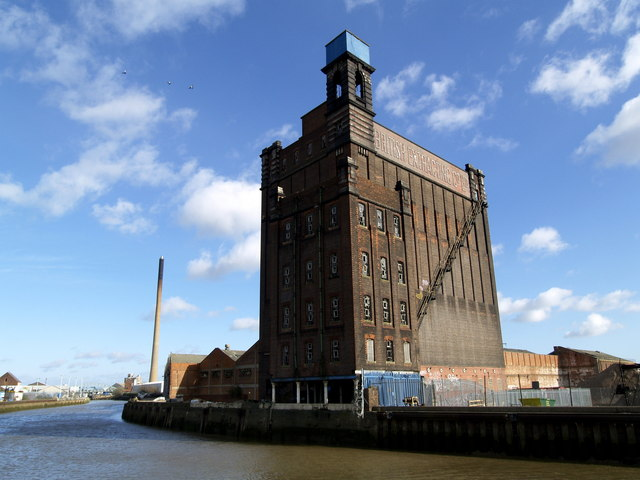 """""""Reckitt's"""" Chimney and BOCM Silo"""
