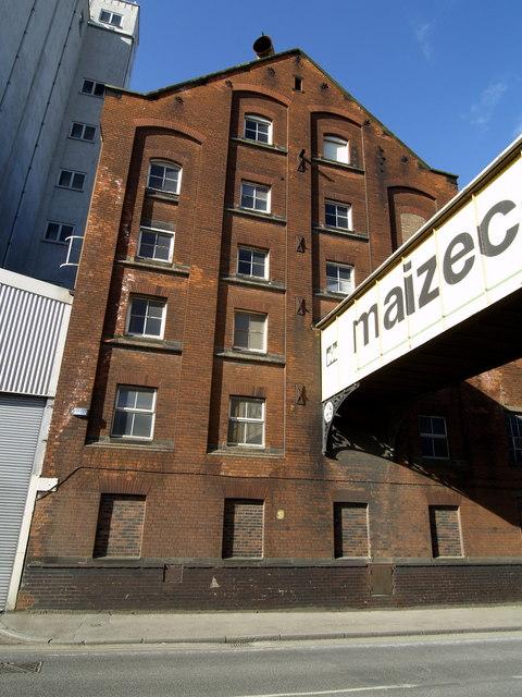 The Maizecor Building