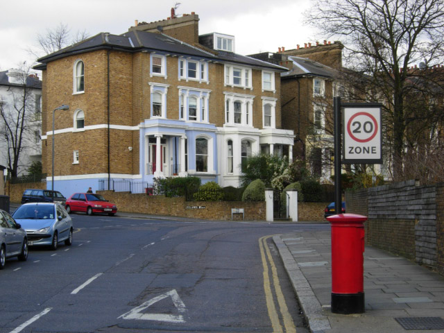 Eton Road, Chalk Farm