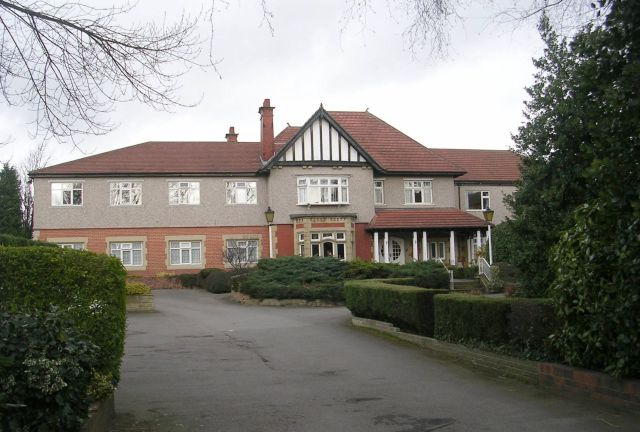 Newlands Hall Care Home - High Street
