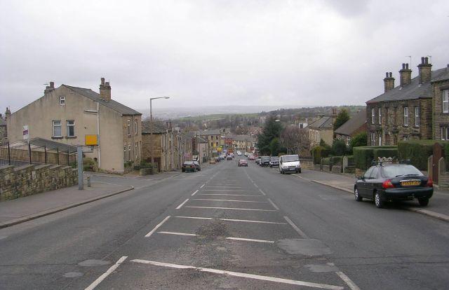 Halifax Road