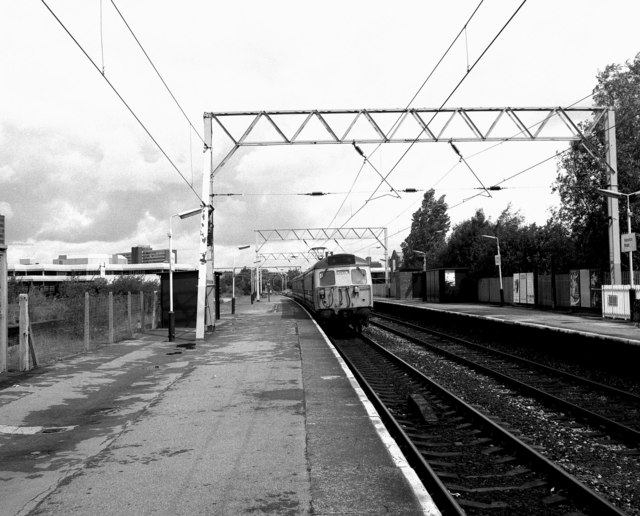 Warwick Road (for Old Trafford) station