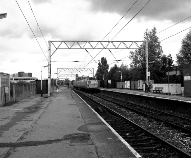 Warwick Road station