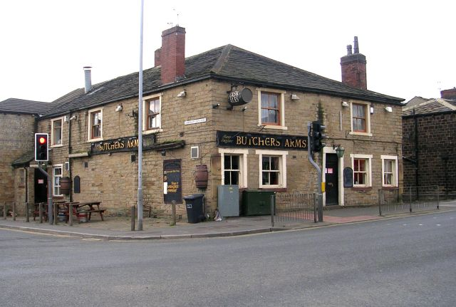 Butchers Arms - Halifax Road