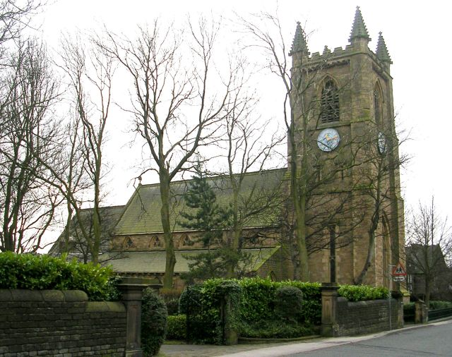 Christ Church - Staincliffe Hall Road