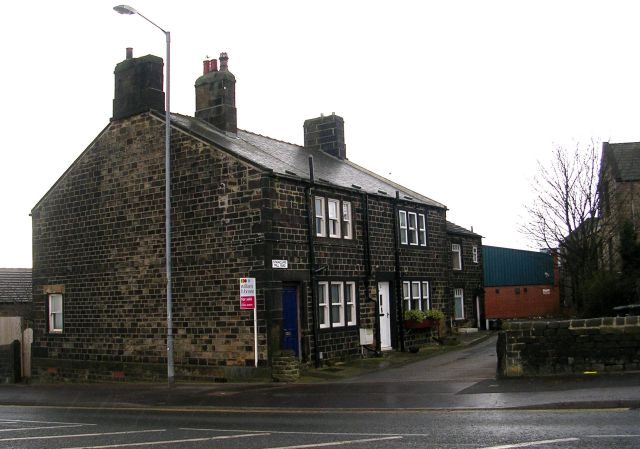 Staincliffe Mill Yard - Halifax Road