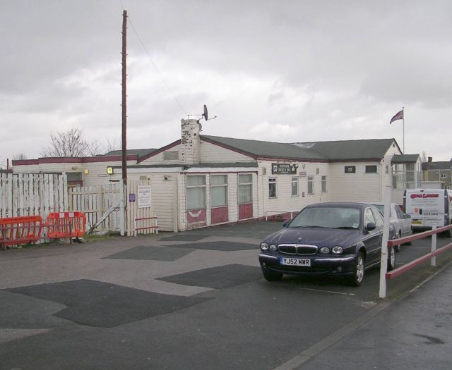 Staincliffe Cricket & WMC - Halifax Road
