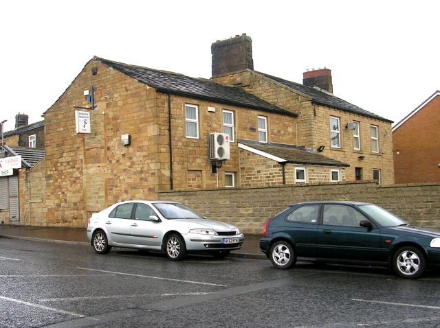 Staincliffe Conservative Club - Halifax Road