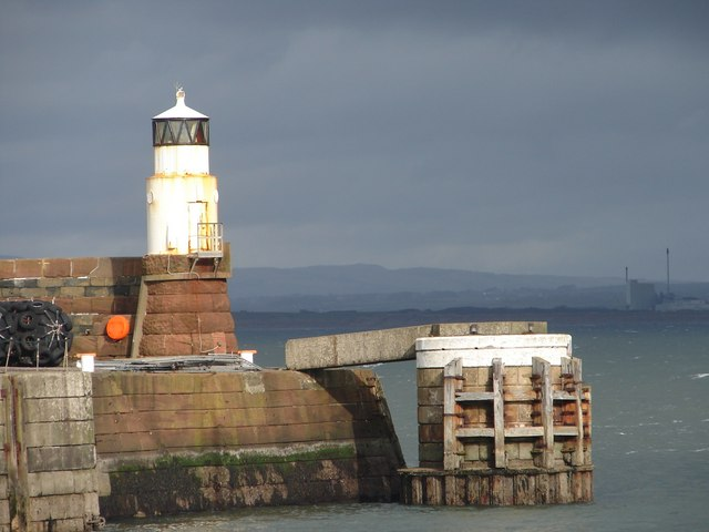 Lighthouse, Dolphin and Paper Mill
