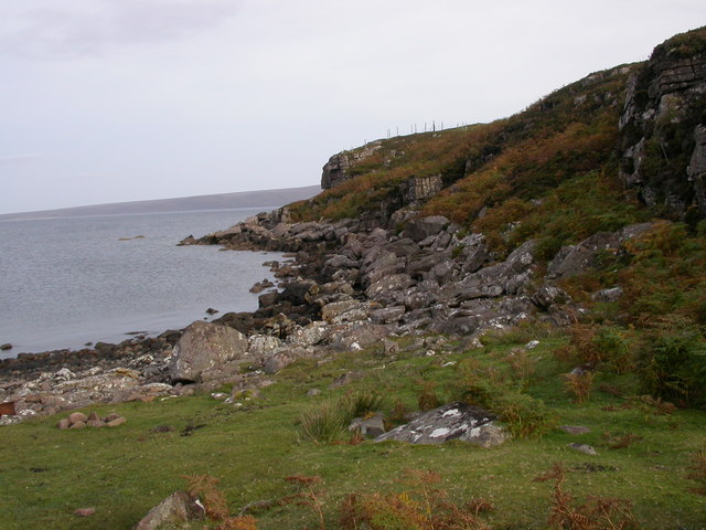 Small Bay near Fearnbeg